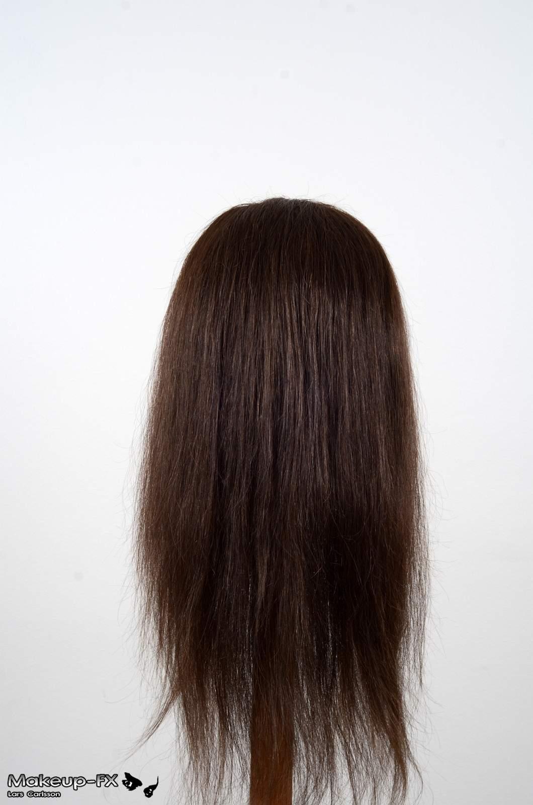 Dark brown human hair lace wig ff52d6c7cbe5