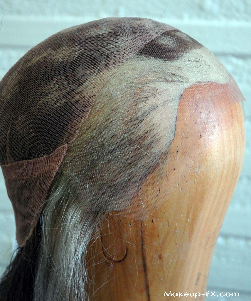 Thin latex to make wigs